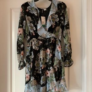 Tags Still on H&M Floral Dress